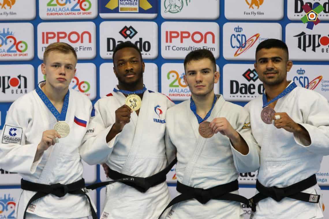 Judo, Mondiali juniores 2019 Day 4 : sfortunati gli azzurri, medaglia di bronzo per Carlino a Malaga 1