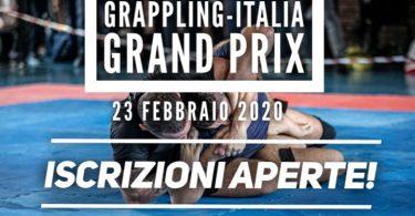 Il Grappling-Italia Grand Prix torna in grande stile il 23 Febbraio! 1