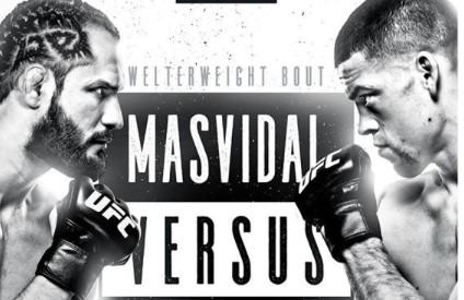 UFC 244: Masvidal vs. Diaz (New York ) 1