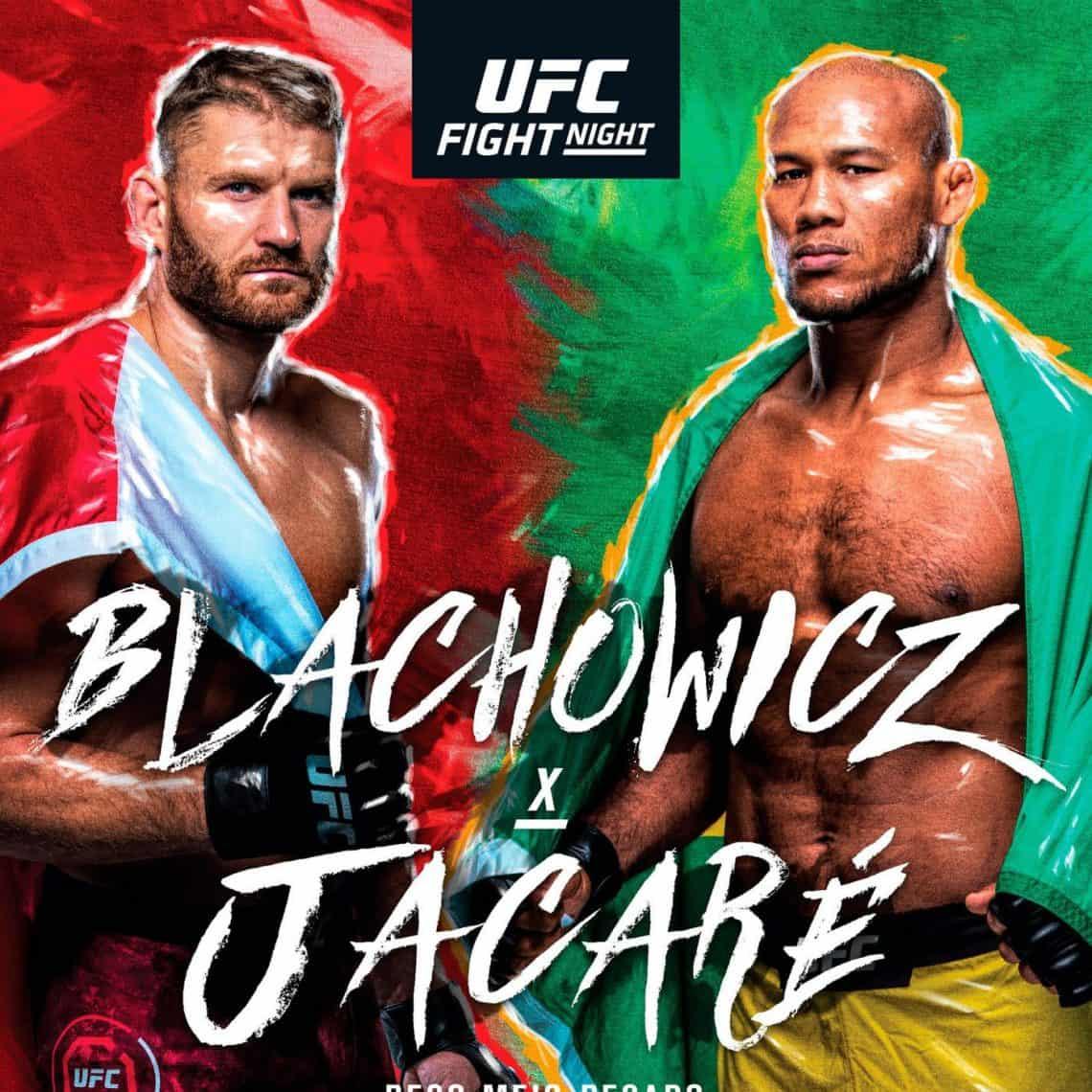 Risultati UFC San Paolo 2019: Blachowicz vs. Jacaré 12