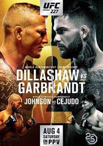 UFC 227: Dillashaw vs. Garbrandt 2 2