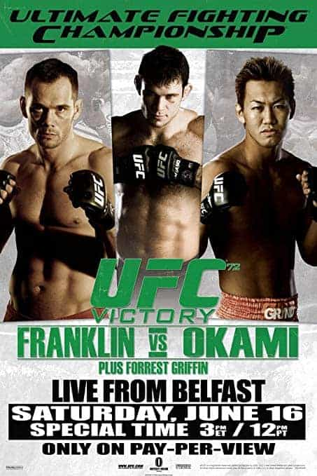 UFC 72: Victory 1
