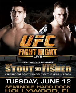 UFC Fight Night: Stout vs. Fisher 2