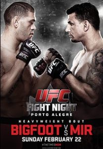 UFC Fight Night: Bigfoot vs. Mir 2