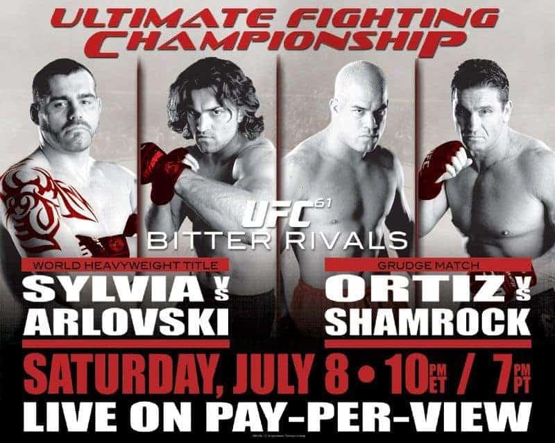 UFC 61: Bitter Rivals 1