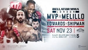 BELLATOR LONDON 2020: MVP VS. MELILLO 2