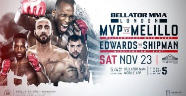 Risultati BELLATOR LONDON 2020: MVP VS. MELILLO 6
