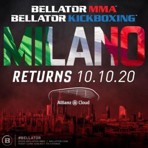 Bellator Milano 2020 2
