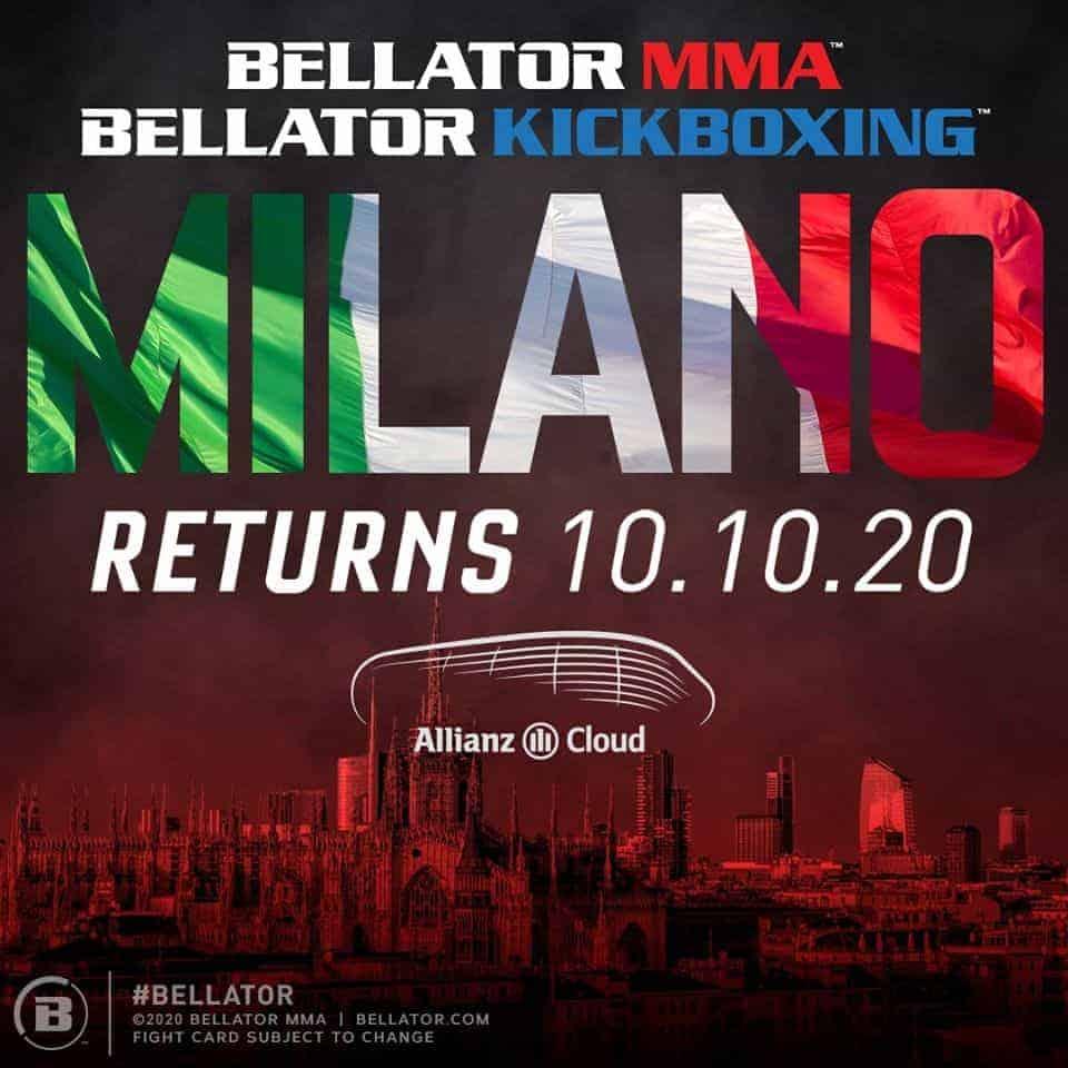 Bellator Milano 2020 1