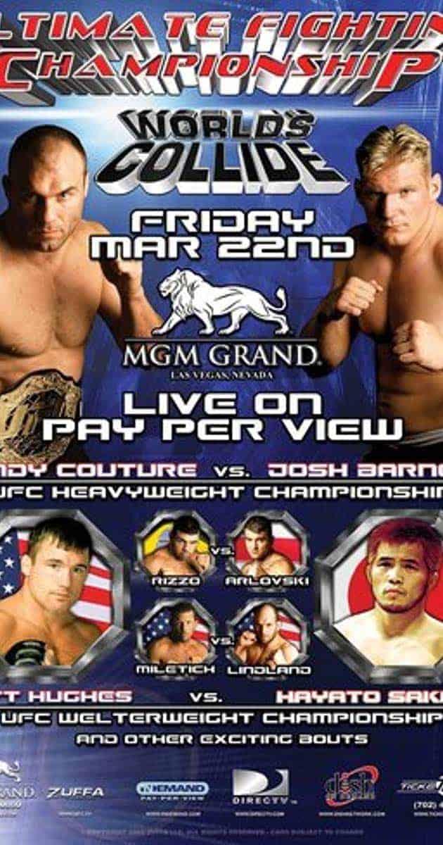 UFC 36: Worlds Collide 1