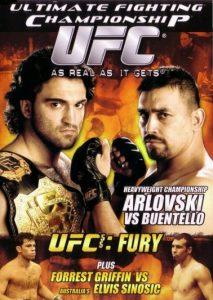 UFC 55: Fury 2