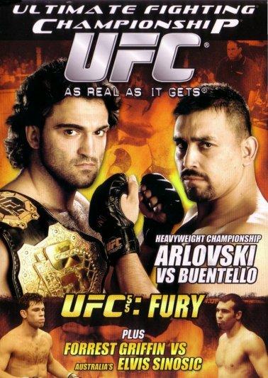 UFC 55: Fury 1