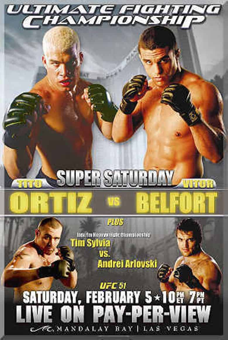 UFC 51: Super Saturday 1