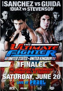 The Ultimate Fighter: United States vs. United Kingdom Finale 2
