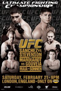 UFC 95: Sanchez vs. Stevenson 2