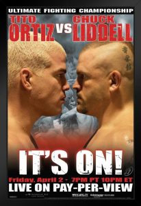 UFC 47: It's On 2