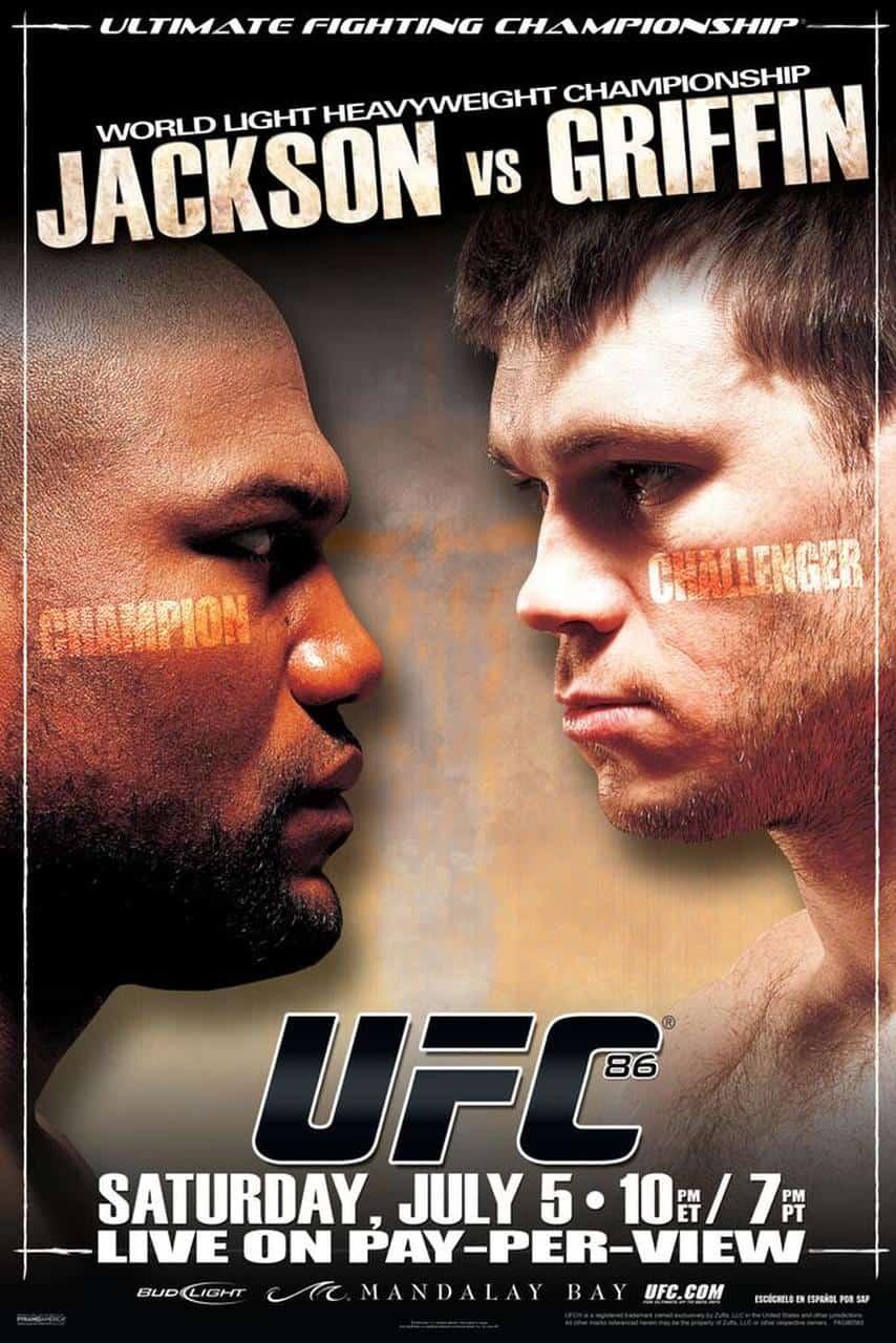 UFC 86: Jackson vs. Griffin 1