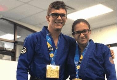 """Mikey Musumeci: """"Ecco come allenarsi con le donne nel Jiu Jitsu"""" 27"""