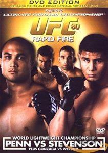 UFC 80: Rapid Fire 2