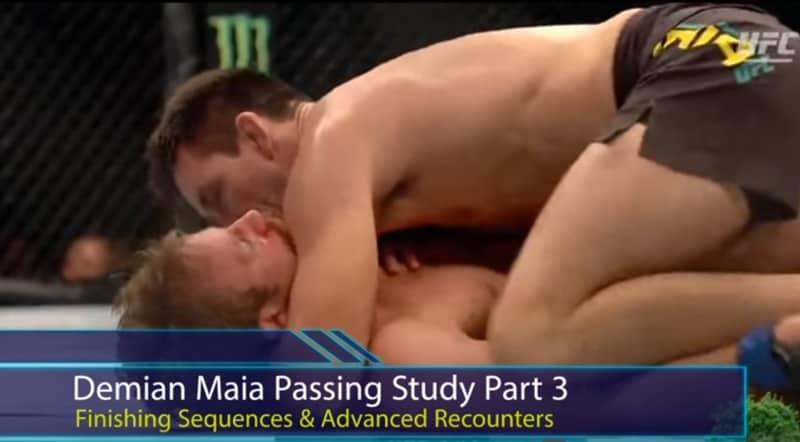 Demian Maia: uno studio sulla sua tecnica nelle MMA (video a cura di BJJ Scout) 1