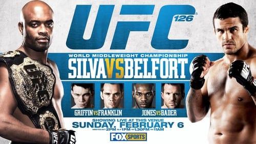 UFC 126: Silva vs. Belfort 1