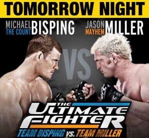 The Ultimate Fighter: Team Bisping vs. Team Miller Finale 2