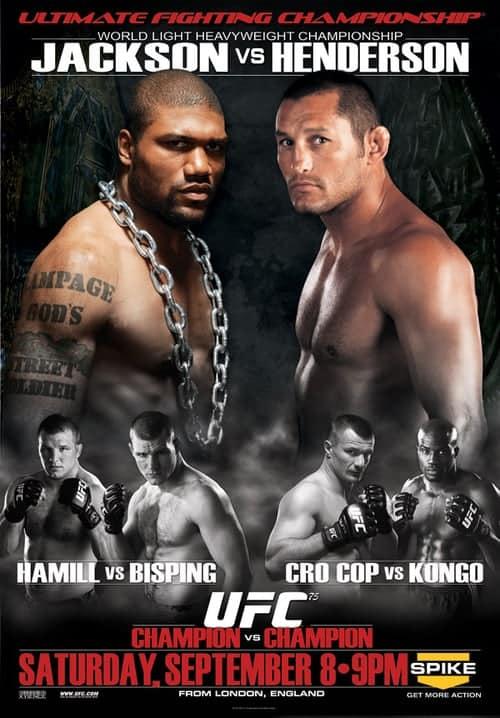UFC 75: Champion vs. Champion 1