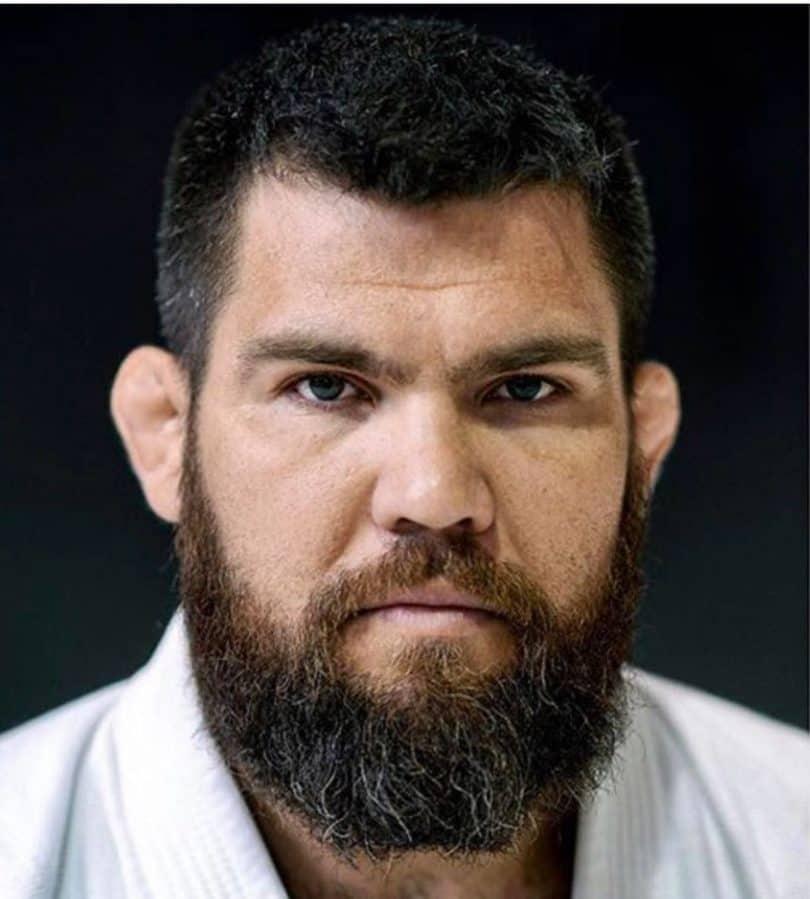 Robert Drysdale chiude la sua carriera di lottatore 14
