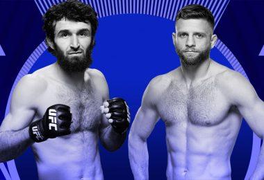 Risultati UFC Mosca 2019: Magomedsharipov vs. Kattar 7