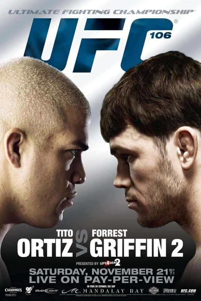 UFC 106: Ortiz vs. Griffin 2 1