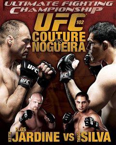 UFC 102: Couture vs. Nogueira 2