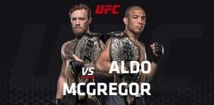 UFC 194: Aldo vs. McGregor 2