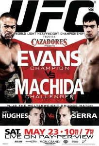 UFC 98: Evans vs. Machida 2