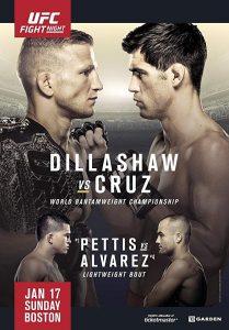 UFC Fight Night: Dillashaw vs. Cruz 2