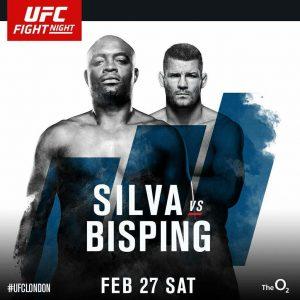 UFC Fight Night: Silva vs. Bisping 2