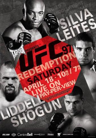 UFC 97: Redemption 1