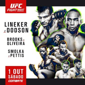 UFC Fight Night: Lineker vs. Dodson 2