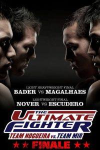 The Ultimate Fighter: Team Nogueira vs. Team Mir Finale 2