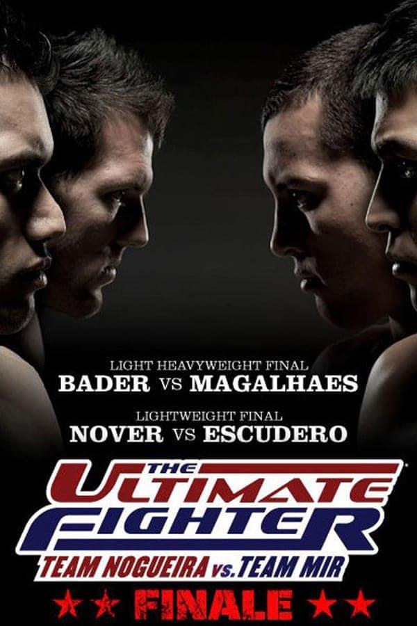 The Ultimate Fighter: Team Nogueira vs. Team Mir Finale 1