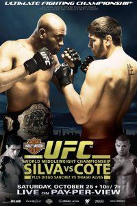 UFC 90: Silva vs. Côté 2