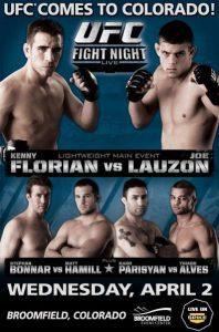 UFC Fight Night: Florian vs. Lauzon 2