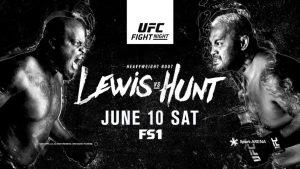 UFC Fight Night: Lewis vs. Hunt 2