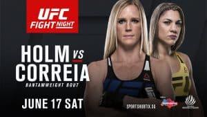 UFC Fight Night: Holm vs. Correia 2