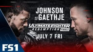 The Ultimate Fighter: Redemption Finale 2