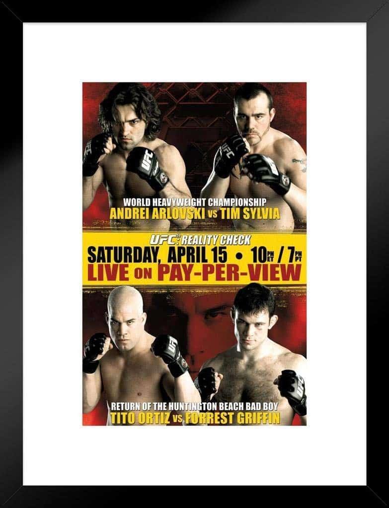 UFC 59: Reality Check 1