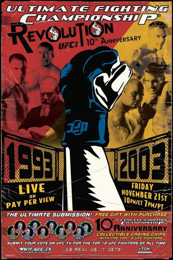 UFC 45: Revolution 1