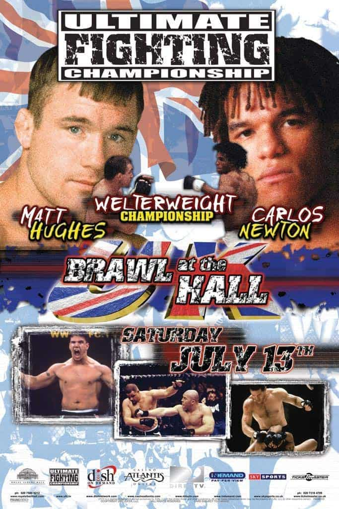 UFC 38: Brawl at the Hall 1