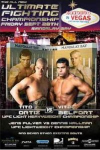 UFC 33: Victory in Vegas 2