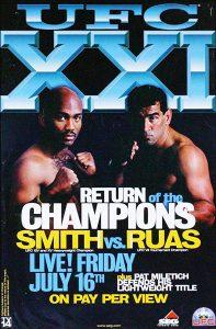 UFC 21: Return of the Champions 2