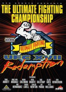UFC 17: Redemption 2